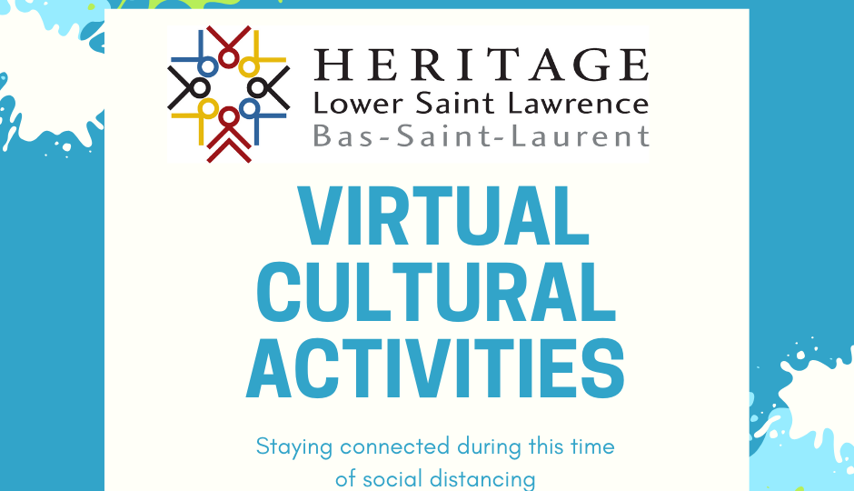 Heritage Virtual cultural activities