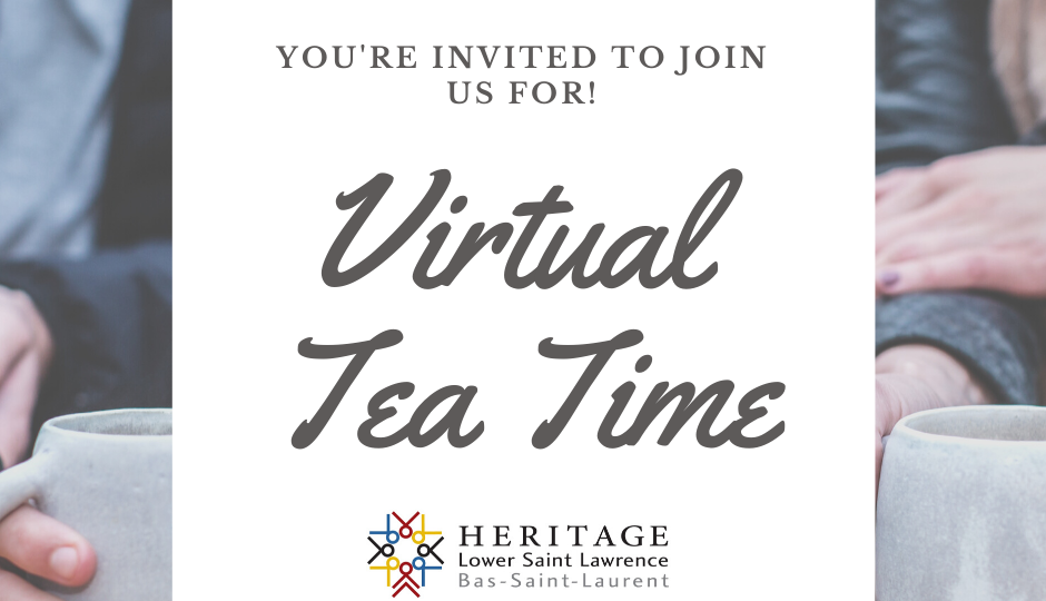 virtual tea time
