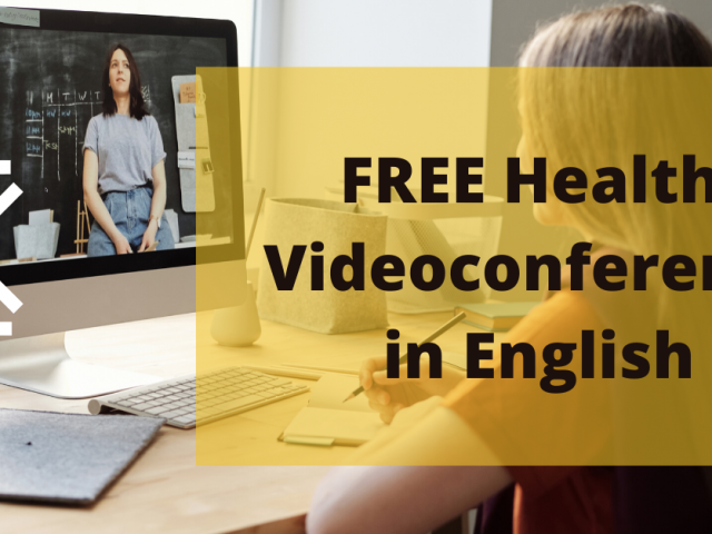 Free health videoconference