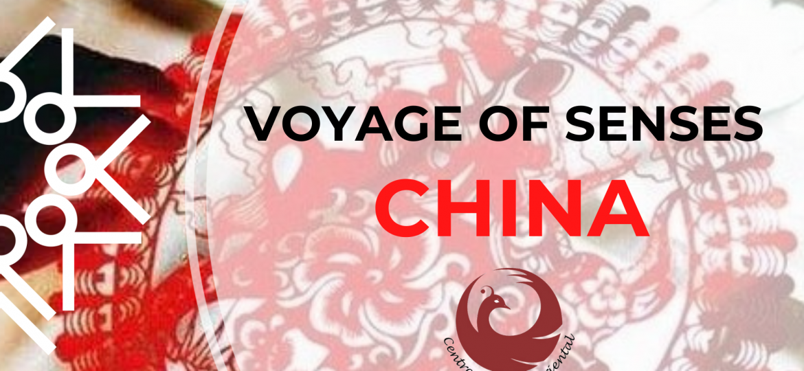 VOYAGE OF SENSES- to CHINA(2)