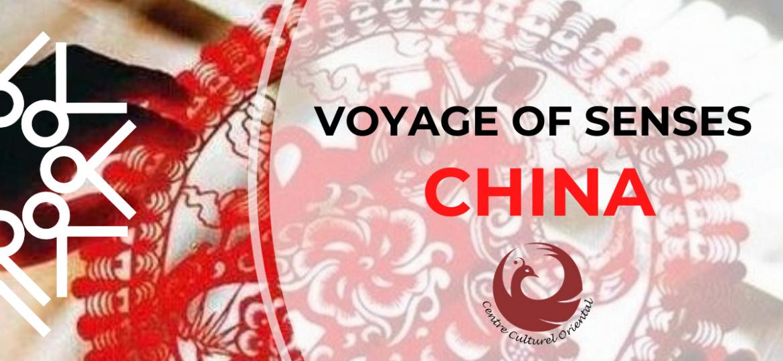 voyage of senses China
